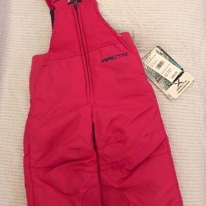 Insulated Arctix snow bib overalls